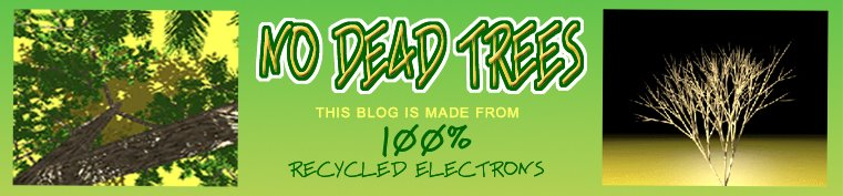 No Dead Trees