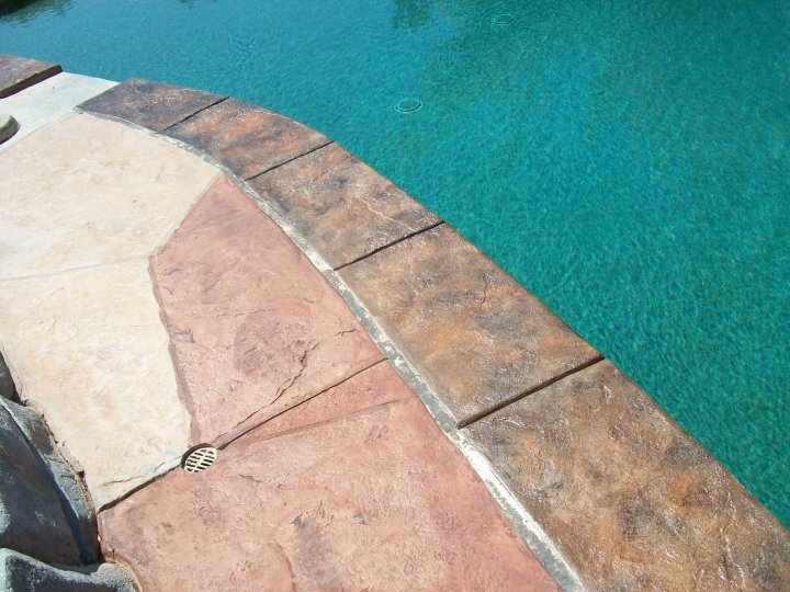 Forever Moore Design Pool Coping Amp Decking