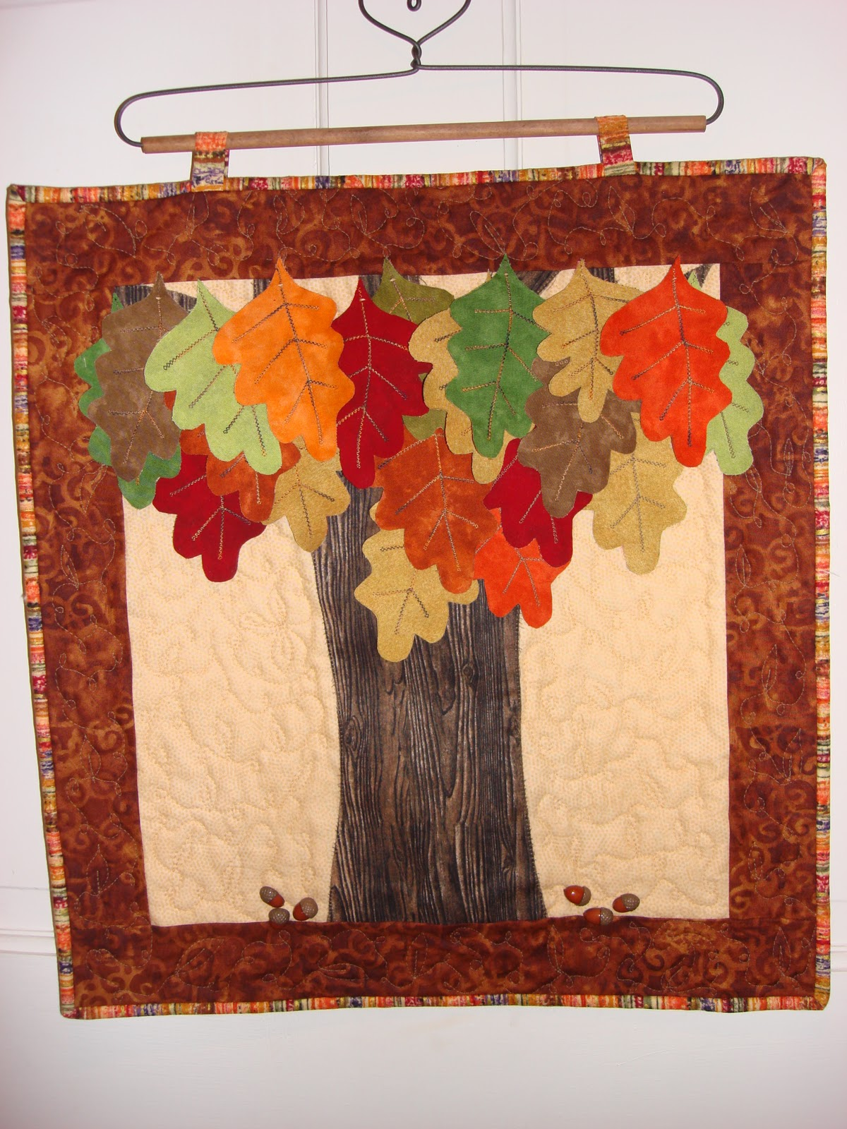 D T Quilts Wall Hangings