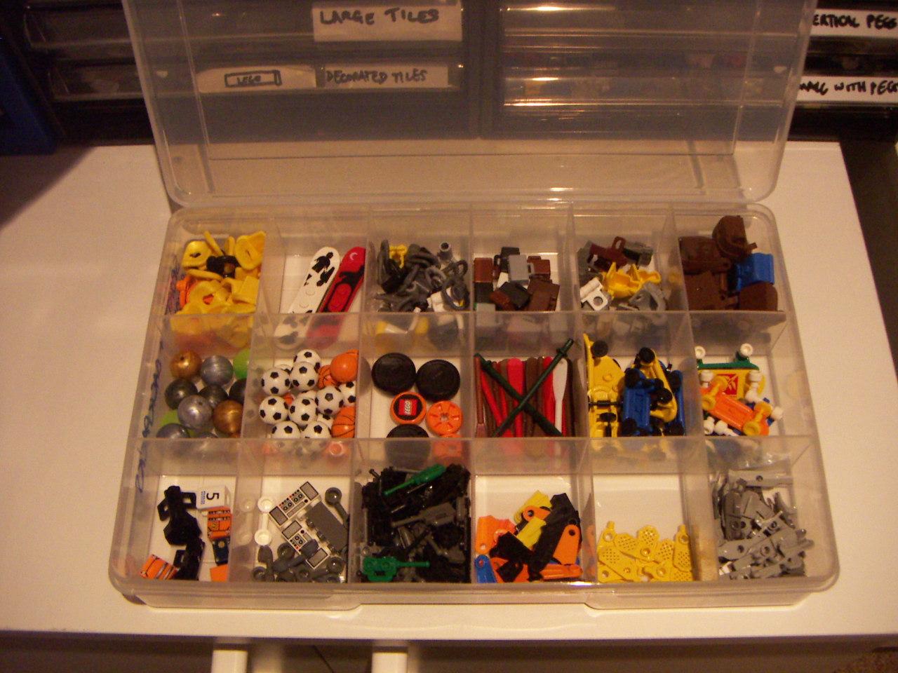 Addictedtostyrene Lego Sorting And Storage