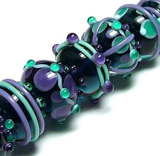 Laura Sparling Lampwork Beads