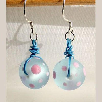 Earrings By Melanie Poxon