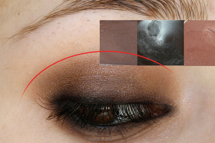 Alina Rose Blog Kosmetyczny Brązowe Smoky Eyes Makijaż Belli
