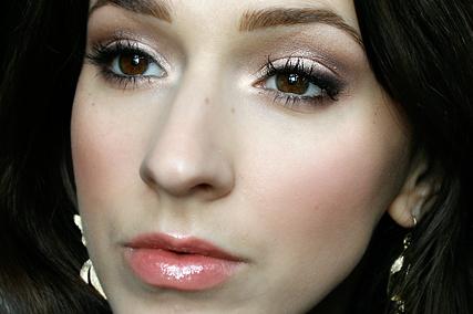 Alina Rose Blog Kosmetyczny Rozświetlający Makijaż Dzienny