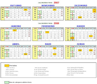 formula 1 calendario 2007:
