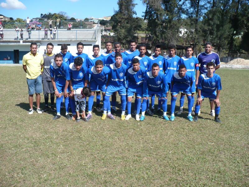 4c034cd0d Time infantil do Vespasiano Esporte Clube - Vice-Campeão 2010 - 05 07 2010.  Diego Azevedo