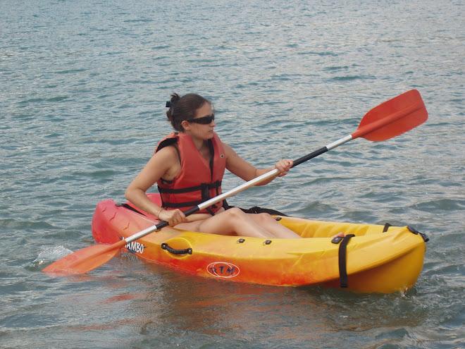 mambo kayak polyvalent (mer ,lac,rivière)
