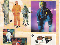 Fire Fighting Outfits / Peralatan Pemadam Kebakaran