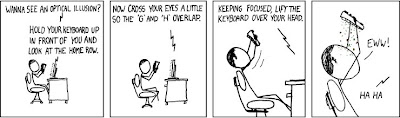 keyboards are disgusting by xkcd