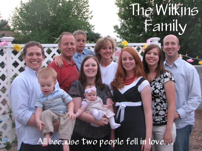 Wilkins Family