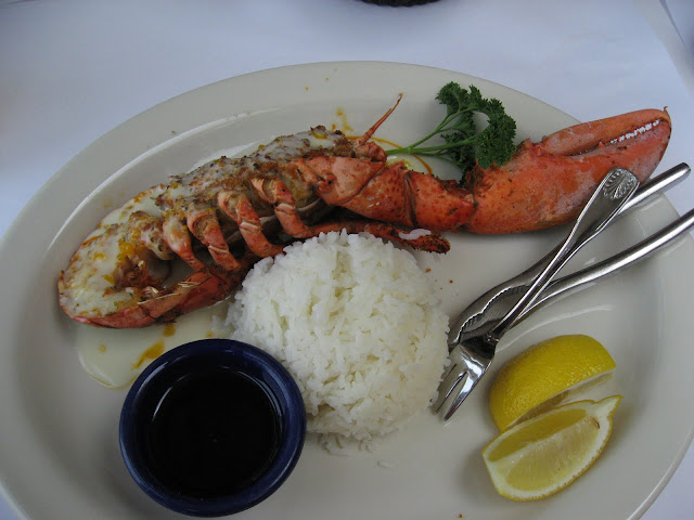 Buffet San Lobster Francisco
