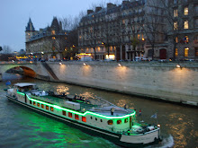 bateau mouche - la seine