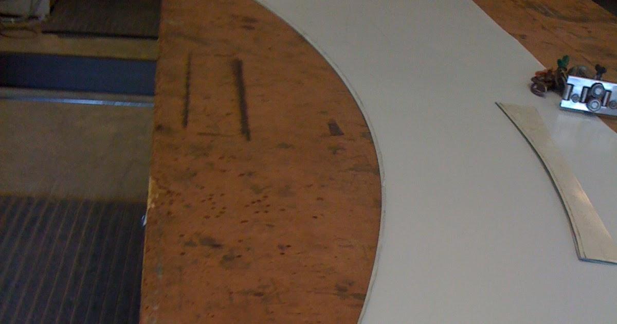 Architectural Sheet Metal Work 8 Continuos Radius Fascia