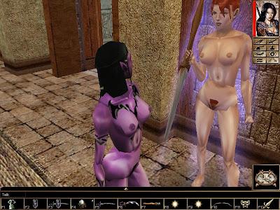Neverwinter Nights Cartoon Porno Hentai Photo