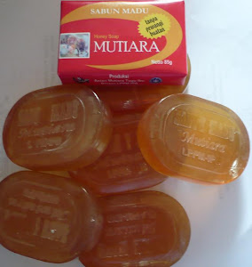 Sabun Madu Mutiara