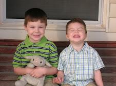 Brayden & Mason