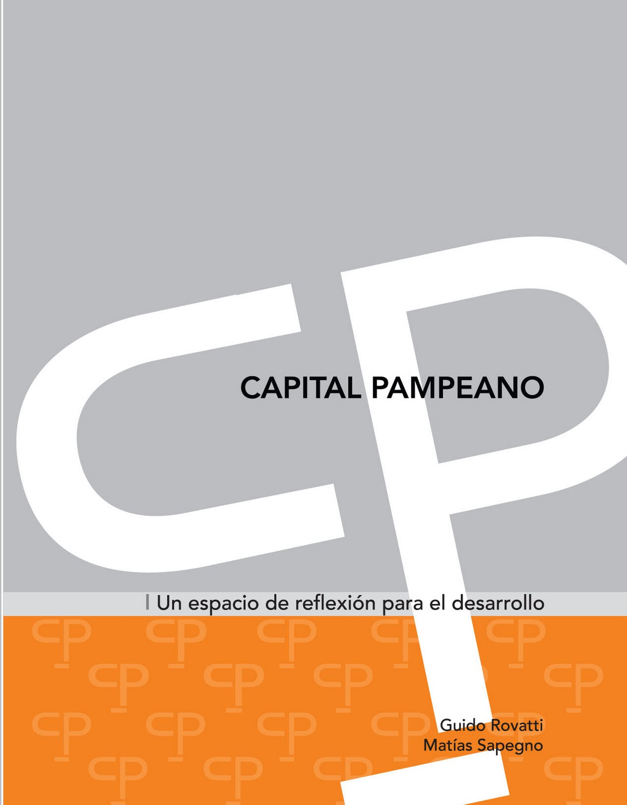 El Capital Libro Salió El Libro Capital Pampeano Pobres Ideas
