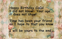 A Precious  Birthday Poem for 1460days