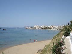 nea hora beach hania