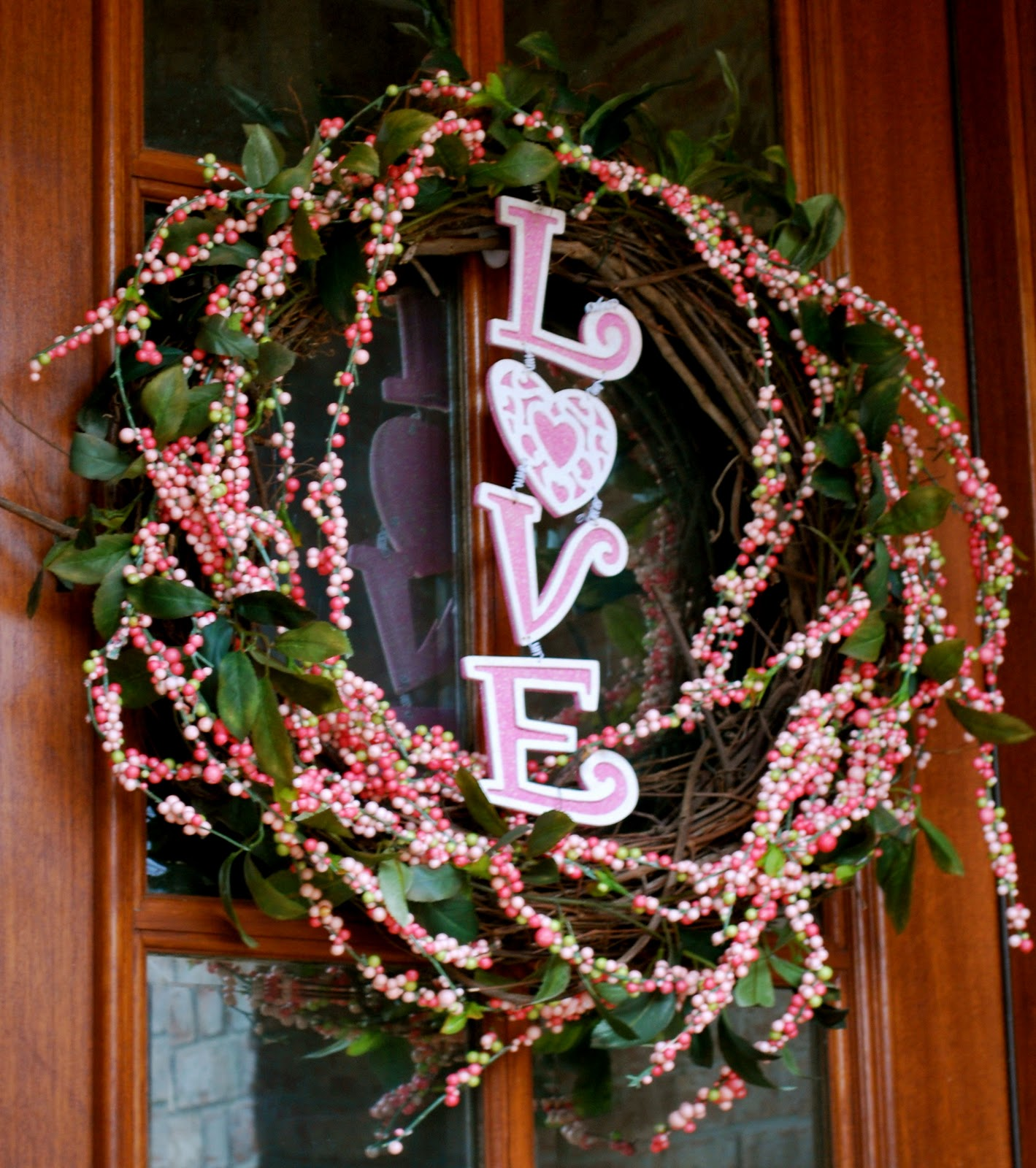 Valentine S Door Decorations Amanda Jane Brown