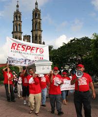 Entierro a la Democracia en Baja California