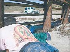 Inmigrantes al acecho