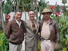 Consul de Guatemala en Rosarito; imagen del recuerdo