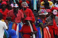 El gagá : La herencia africana del Caribe