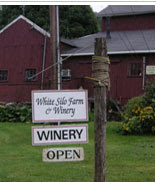 You won't find grapes at this Connecticut winery