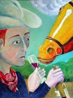 The Mad Dream of One Cowboy - Fruit Wine in Saskatchewan
