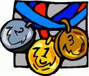 More Medals for Field Stone!
