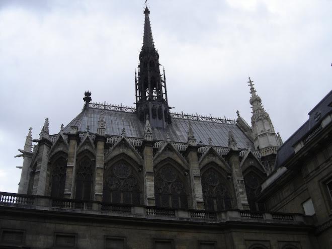 St. Chappelle, Exterior