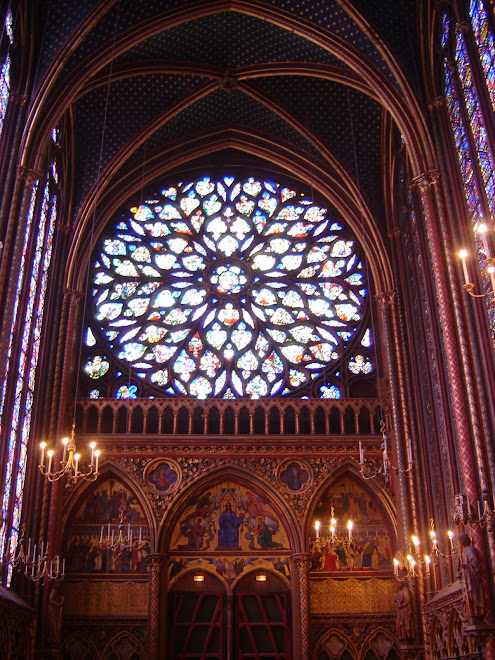 St. Chappelle, Interior