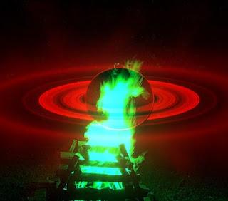 Nostradamus True Flame 3D Flame