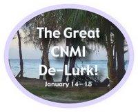 Great CNMI delurk