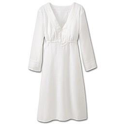 La La Linen New Orleans White Linen Night