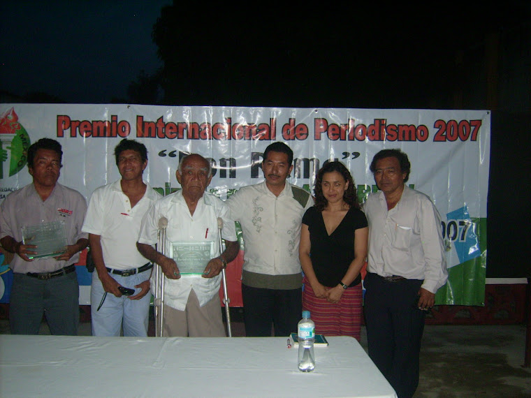 Premios al Mérito Periodistico