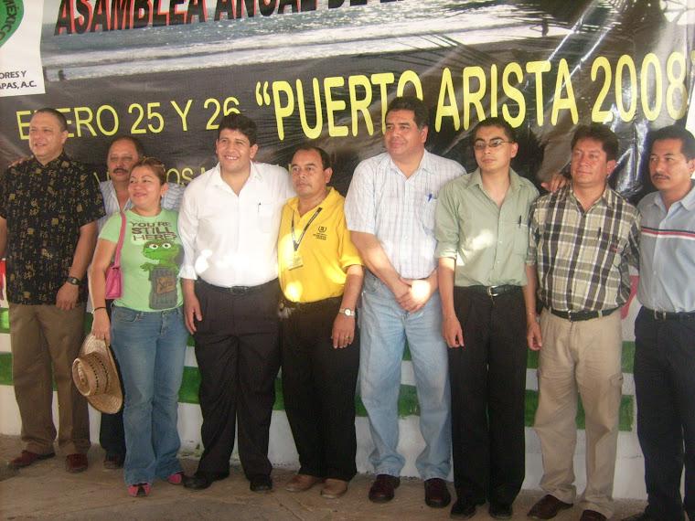 Foto de la Unidad Periodistica.