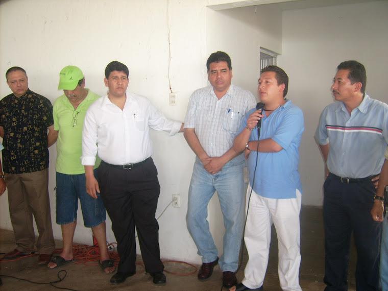 Jorge Pinto San Cristóbal de las Casas