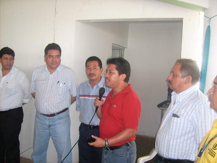 Axel Humberto López Anzueto, Gobernador de San Marcos Guatemala.