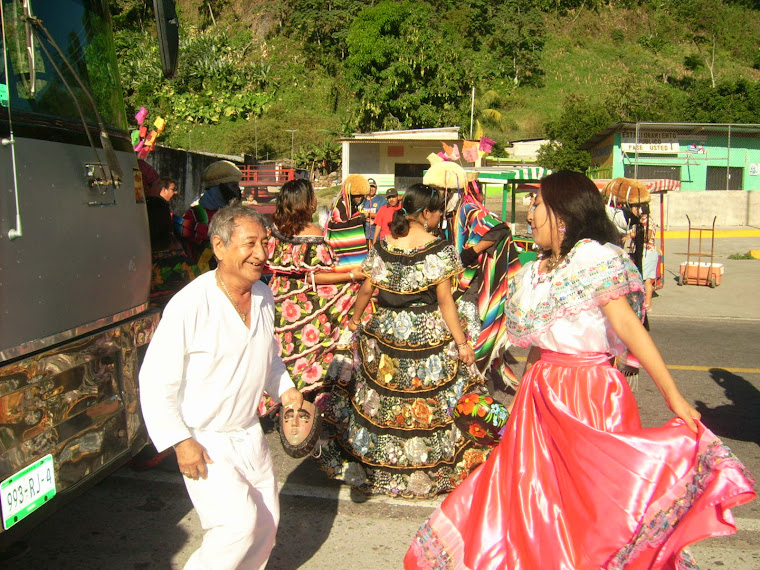 El baile en la Frontera de Talismán