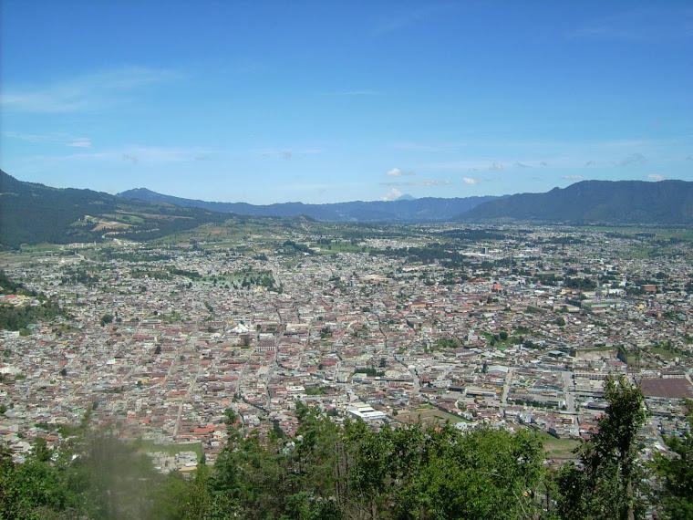 """Desde el Cerro """"El Baul"""""""