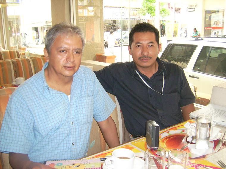 """La entrevista del Periòdico """"El Heraldo de Chiapas"""""""