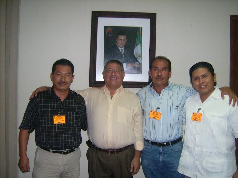 ARRPRECH, A.C. y el Ministro de Justicia
