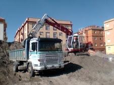 Trabajos realizados en obras de construcción
