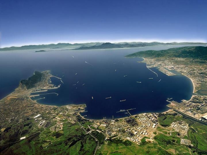 Bahia del Campo de Gibraltar