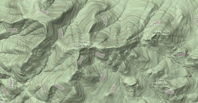 Google Maps Now With Elevation Contours In Terrain View Kelsos - How to determine elevation on google maps