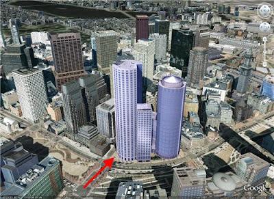 Google Lat Long: 3D buildings galore