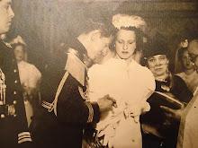 Matrimonio Alberto Vizcarra Vizcarra y Lola Gonzales