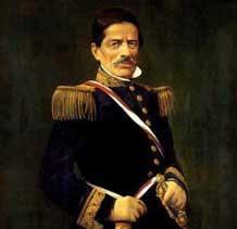 Presidente Gral Ramon Castilla (1845-1851),(1855-57-1862)